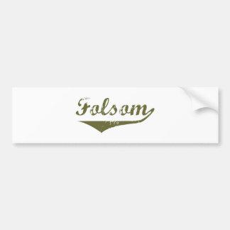 Folsom Revolution t shirts Car Bumper Sticker