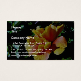 Folwers In San Diego Business Card