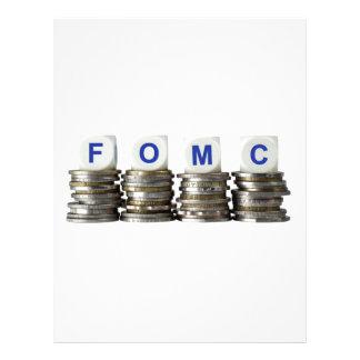 FOMC - Federal Open Market Committee Letterhead