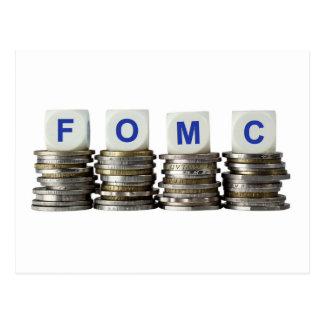 FOMC - Federal Open Market Committee Postcard