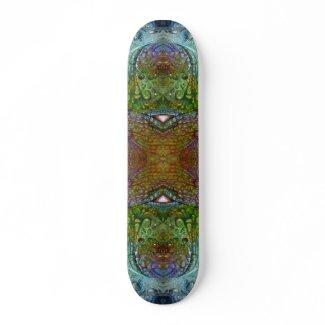 FOMORII BADGE II skateboard