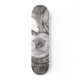 FOMORII INCUBATOR skateboard
