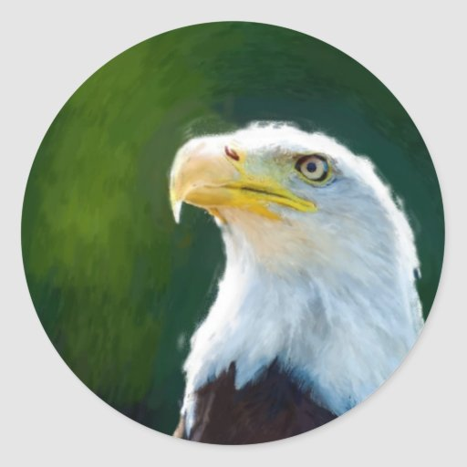 fon art2 del ptica del oryol pegatina redonda