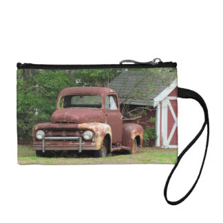 Fond Memories – The Old Truck Coin Wallet