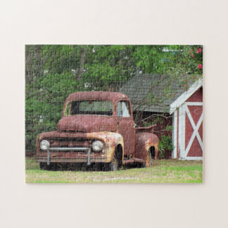 Fond Memories – The Old Truck Puzzle