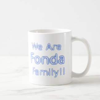 Fonda Logo Mug
