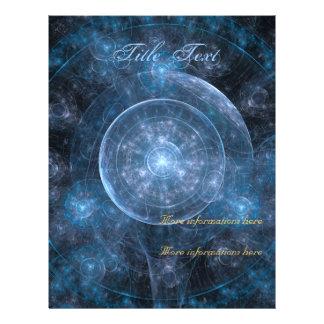 Fondo 001 del cosmos tarjetas publicitarias