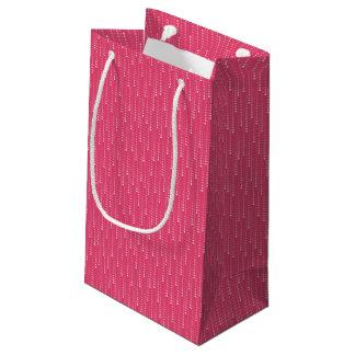 Fondo 2 de la madreselva bolsa de regalo pequeña