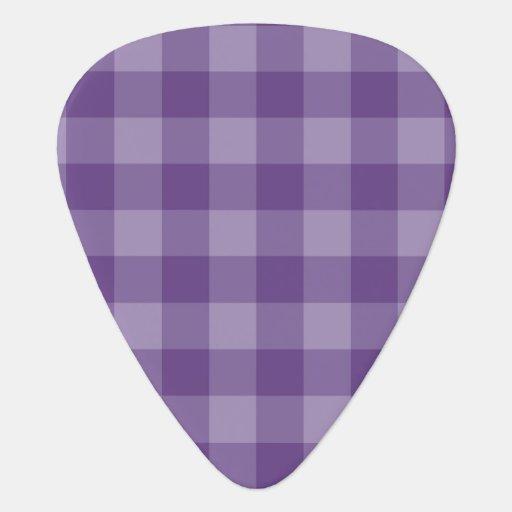 Fondo a cuadros violeta plectro