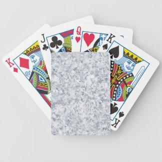 fondo abigarrado púrpura azul cartas de juego
