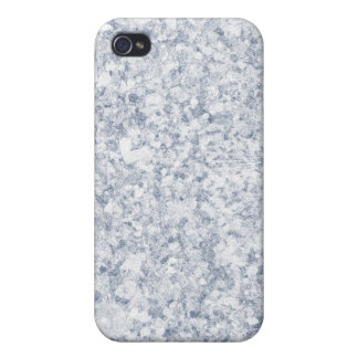 fondo abigarrado púrpura azul iPhone 4 cobertura