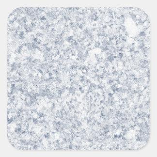 fondo abigarrado púrpura azul pegatinas cuadradases personalizadas