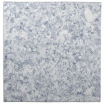 fondo abigarrado púrpura azul servilletas imprimidas