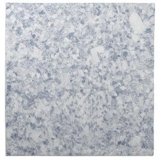 fondo abigarrado púrpura azul servilletas de papel
