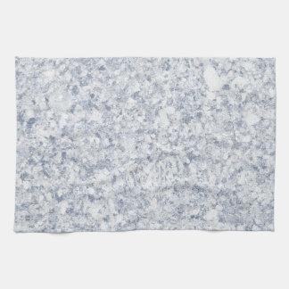fondo abigarrado púrpura azul toalla de mano
