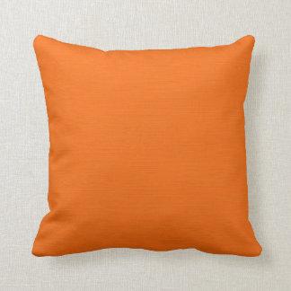 Fondo abstracto anaranjado cojín