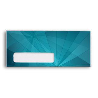 Fondo abstracto azul sobres