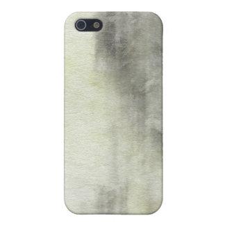 fondo abstracto de la acuarela del arte en el pape iPhone 5 cobertura