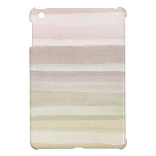 Fondo abstracto de la acuarela iPad mini cárcasa