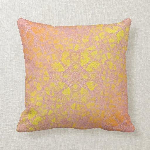 Fondo abstracto de la almohada