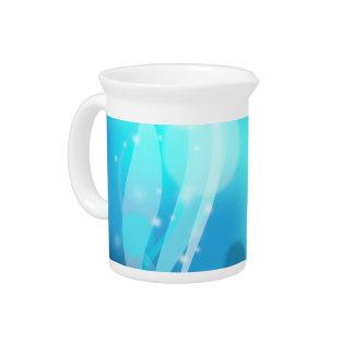 Fondo abstracto de la jarra