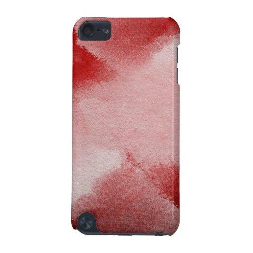 fondo abstracto de la pintura funda para iPod touch 5G