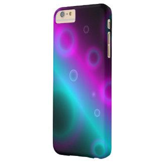 fondo abstracto de las burbujas más del caso del funda de iPhone 6 plus barely there