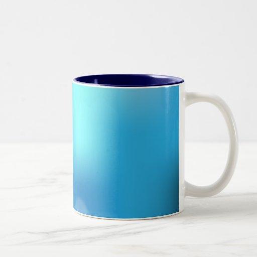Fondo abstracto del espacio de la taza