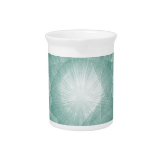 Fondo abstracto delicado jarra de beber