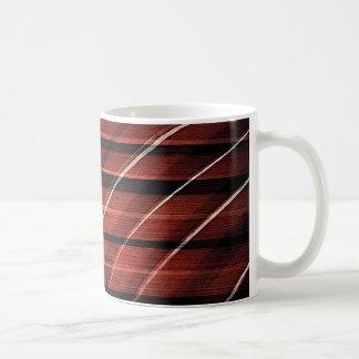 Fondo abstracto esmaltado tazas