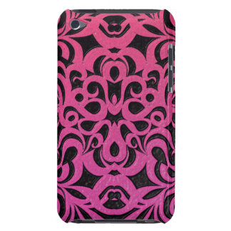 fondo abstracto floral de la caja de iPod iPod Case-Mate Cárcasa