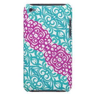 fondo abstracto floral de la caja de iPod iPod Case-Mate Protector