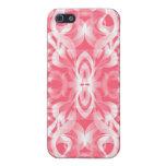 fondo abstracto floral del caso del iPhone 4 iPhone 5 Cárcasas