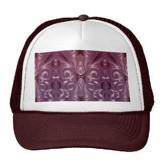 Fondo abstracto floral del gorra