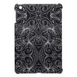 fondo abstracto floral del mini caso del iPad iPad Mini Carcasa