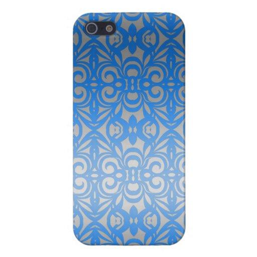 fondo abstracto floral listo del caso del iPhone 5 iPhone 5 Coberturas