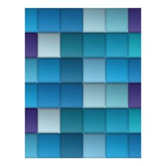 """Fondo abstracto folleto 8.5"""" x 11"""""""