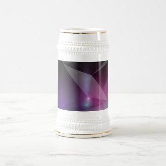 Fondo abstracto FUT del vector del diseño moderno Taza De Café
