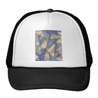 Fondo abstracto gorras