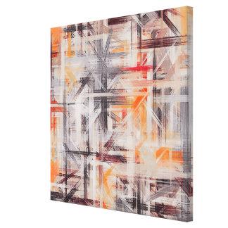 Fondo abstracto pintado decoración