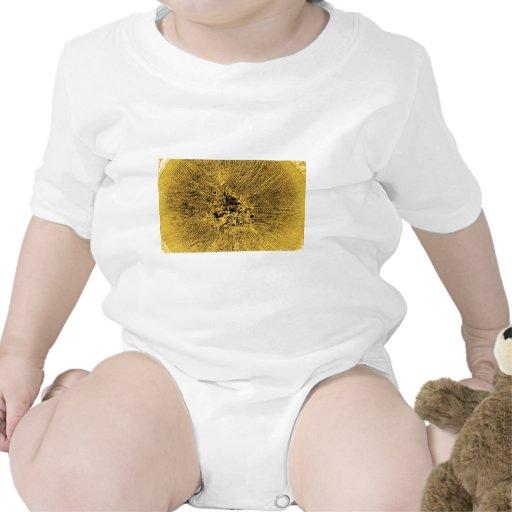 fondo abstracto traje de bebé