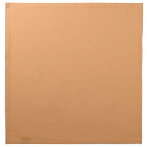 Fondo anaranjado en colores pastel en una servilletas de papel