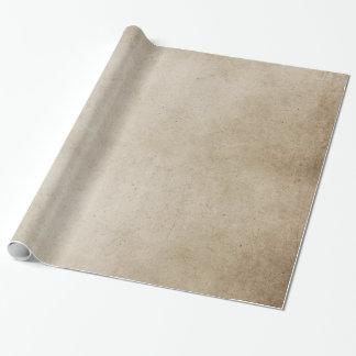 Fondo antiguo de papel del pergamino de Brown del Papel De Regalo