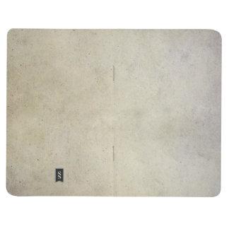 Fondo antiguo de papel del pergamino del moreno cuadernos