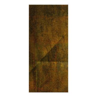 Fondo arrugado oxidado verde tarjetas publicitarias a todo color
