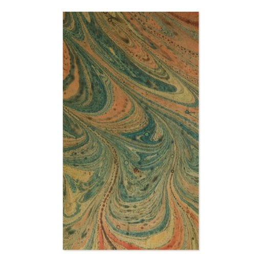 Fondo artsy/abstracto tarjetas de visita