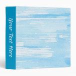 "Fondo azul abstracto de la acuarela, textura carpeta 1 1/2"""