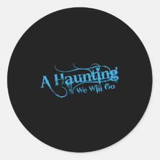 Fondo azul del negro del logotipo de AHWWG logoti