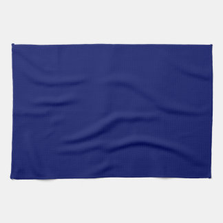 Fondo azul marino toallas