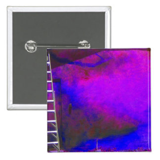 Fondo azul y negro púrpura con la foto de la escal pin